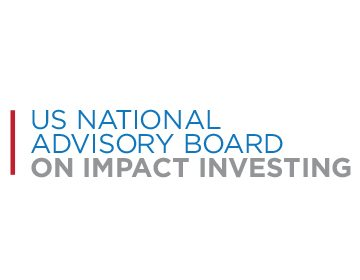 US National Advisory Board on Impact Investing