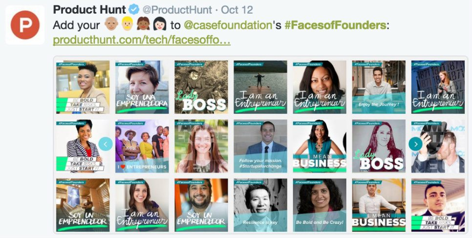 product-hunt-tweet
